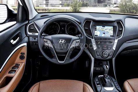 Hyundai Santa Interior by Hyundai 2019 Hyundai Santa Interior Colors 2019