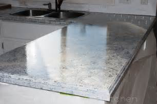Are Laminate Countertops Good - painting kitchen countertops with giani granite the bewitchin kitchen