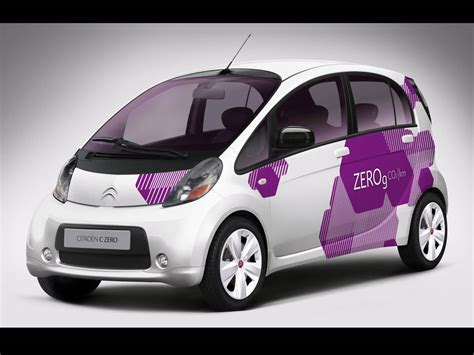 citroen cars wallpapers citroen c zero car wallpapers