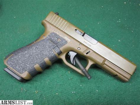 fde color armslist for sale used glock 17 3 fde color 9mm