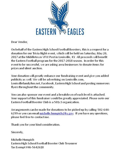 Lacrosse Fundraising Letter eastern team home eastern eagles sports