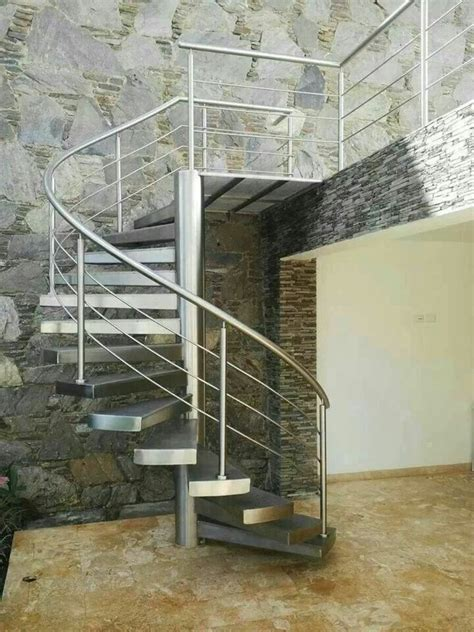 barandillas prefabricadas barandas pasamanos escaleras en acero inoxidable y