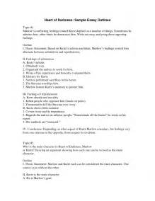 Writing A Paper Outline How To Write An Outline For An Essay In Mla Format