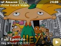 hey arnold tv series video gallery
