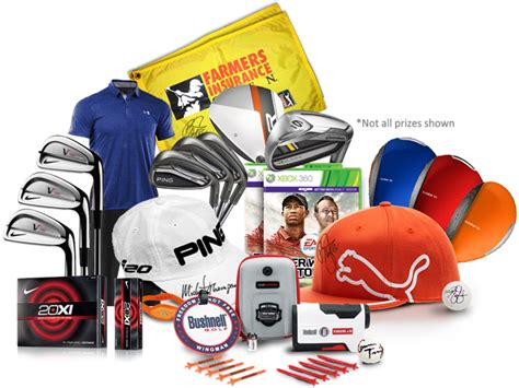 Golf Giveaways - we re giving away more than 150 prizes in the next handful of weeks