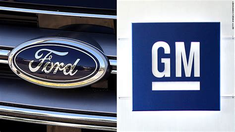 Gm Ford by Ford And Gm To Get Hit By S Tariffs But Not As