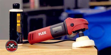 Polieren Rotations Maschine by Flex Pe8 Kompakte Rotation Poliermaschine Chemical Guys