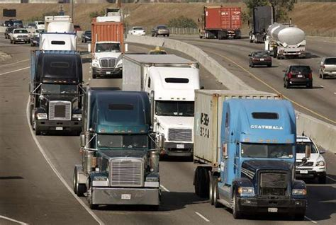 bad vibrations truck drivers at risk for aggressive cancer latimes