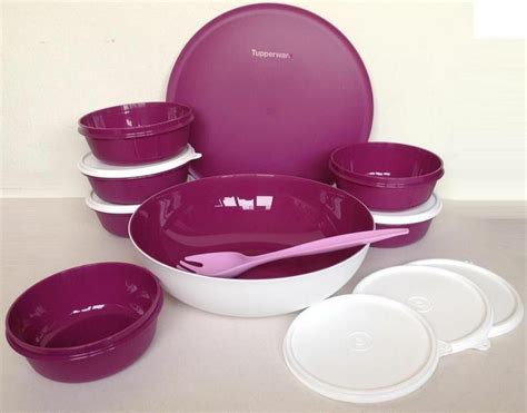 Tupperware Allegra Bowl 243 best tupperware images on cooking ware