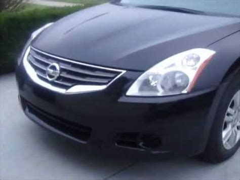 2010 nissan altima 2.5 sl start up, engine, and in depth