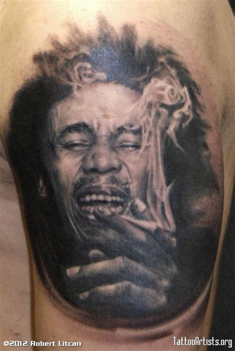 bob marley tribal tattoos bob marley artists org