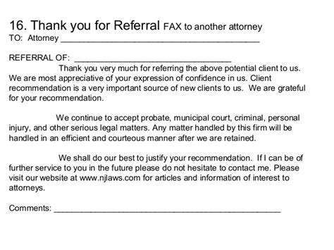 thank you letter to client for referral municipal court criminal practice