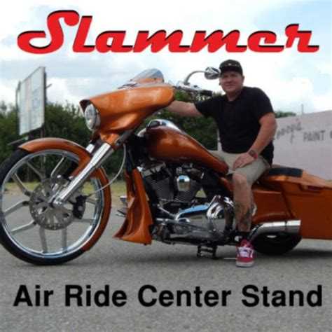 air ride center stand slammer  ez  wheeldock