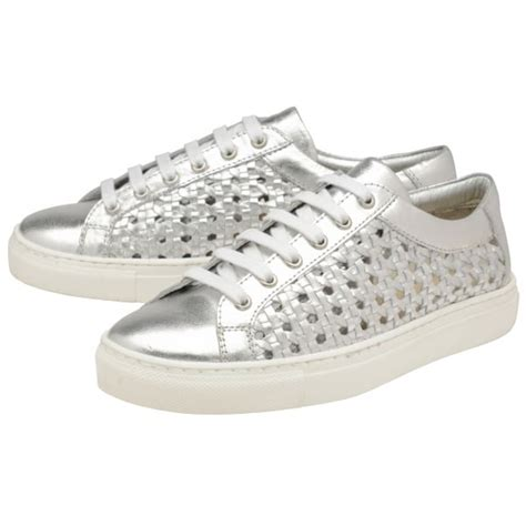 Ready Stock New Arrival Fashion Serenna Cassualy Leather B212 buy ravel oka casual shoes in silver