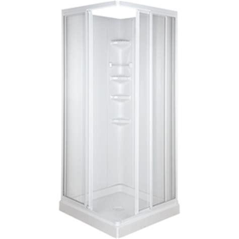 Shower Kit Lowes by Shop Asb 74 In H X 32 In W X 32 In L High Gloss White