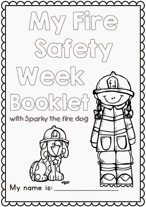 coloring pages printable fire safety week fire safety printables and support resources clever