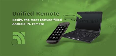 unified remote 2 10 1 apk your word - Unified Remote Server Apk