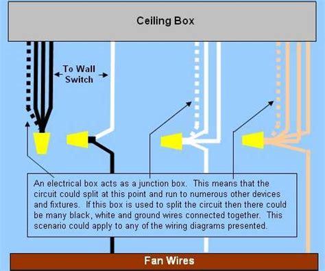 3 Way Wiring Diagram Hunter Ceiling Fan