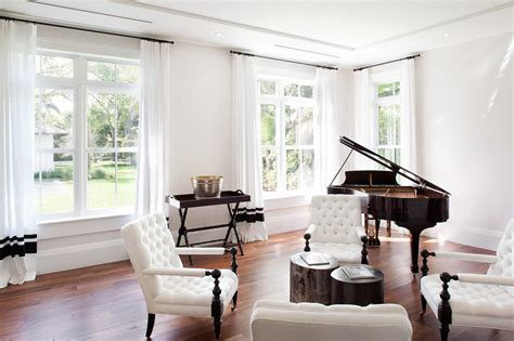 Ralph Lauren Dining Room Table by Transitional South Florida Home By Ac Builders