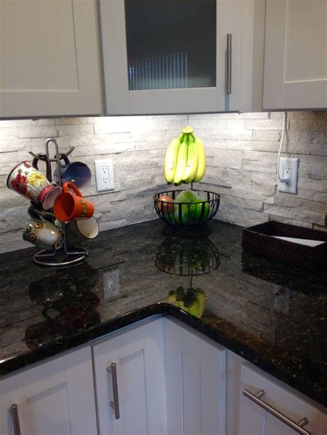 stack stone ledger panels backsplash tile pinterest ledger stone backsplash debra pinterest stone