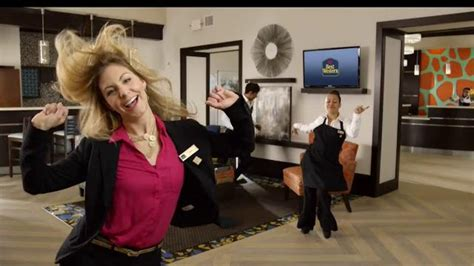 southwest commercial actress dancing best western tv commercial victory dance ispot tv