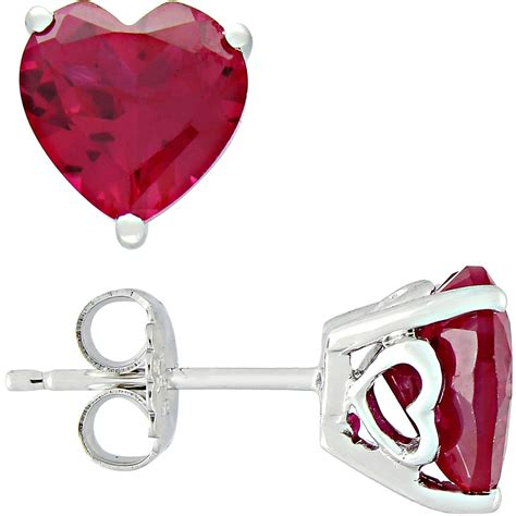 rgb ruby 11 68 carat 5 68 carat t g w shaped ruby sterling silver