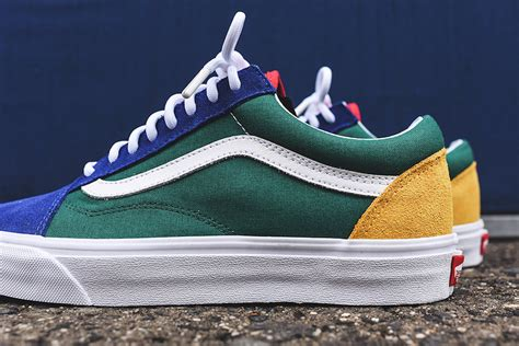 yacht club vans vans yacht club pack old skool slip on sneakerfiles