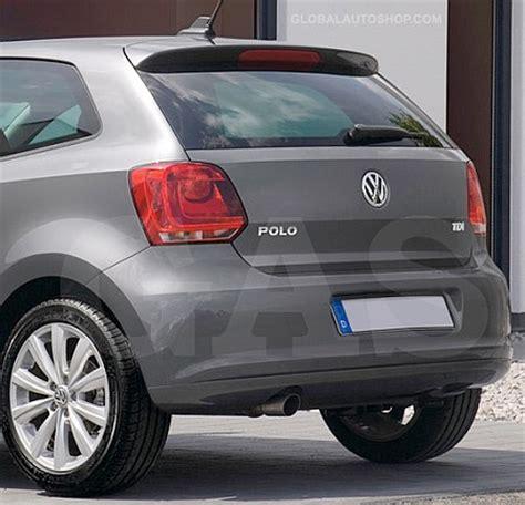 volkswagen polo trunk volkswagen polo chrome trunk lid trim rear chrome trim