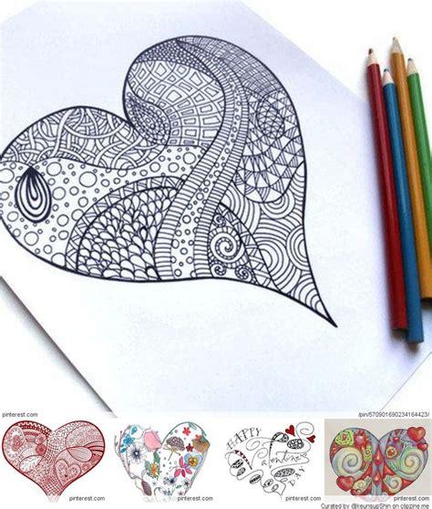 S Day Zentangle Zentangle S Day Ideas School Ideas
