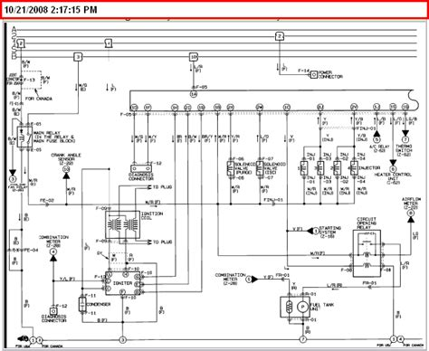1990 miata audio wiring diagram wiring diagram