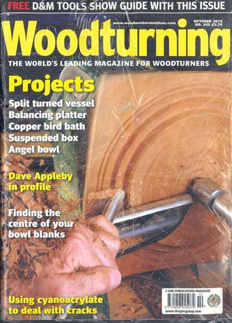 woodturning magazine uk   build  amazing diy