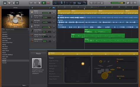 how to make house music in garageband hot stuff drummer is the killer feature in new