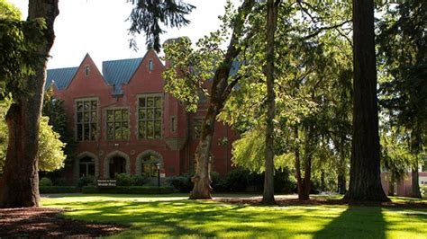 Where Do Mba Stuents Live In Eugene Oregon by Pacific Cuses Locations Pacific