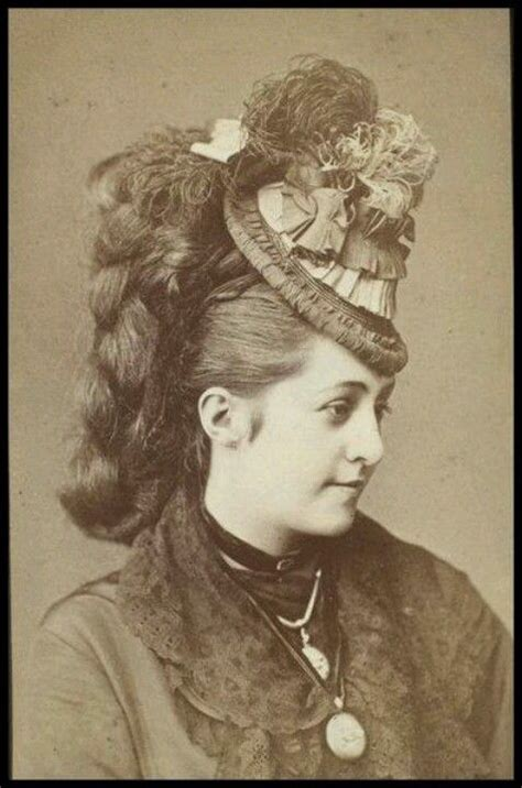 womens edwardian hairstyles an overview hair and 1870 s hat
