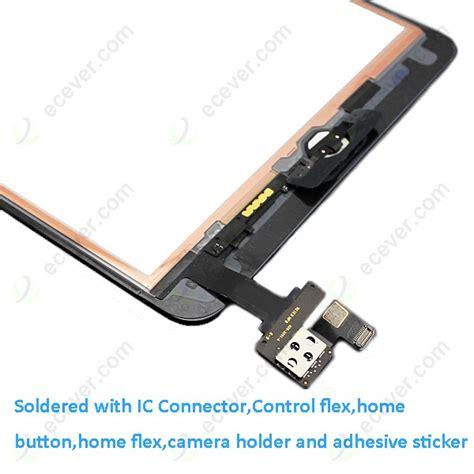 4 Touchscreen Flexi Home Button Ori ori for mini digitizer touch screen complete assembly