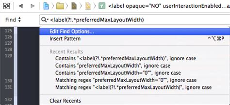 xcode top layout guide not showing xcode top layout guide