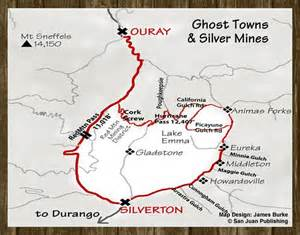 map of ghost towns in colorado colorado ghost towns and silver mines switzerland of