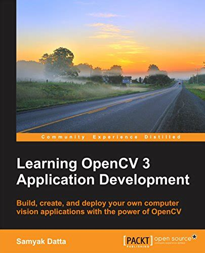 opencv 3 x with python by exle second edition make the most of opencv and python to build applications for object recognition and augmented reality books opencv関連本いろいろ 洋書 ながいものには まかれたくない