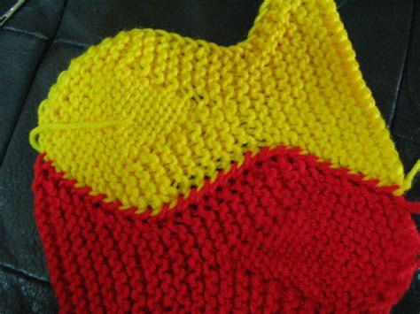 how to knit a fish i searched all the messages regarding this fish afghan in