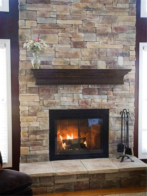 Renovating Brick Fireplace by Remodeling A Brick Fireplace Houzz