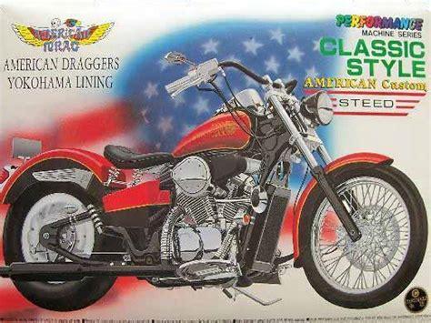 Motorrad Club Cloppenburg by American Custom Steed Classic Style Aoshima Nr 016589