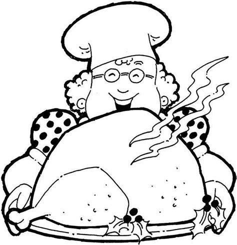 thanksgiving dinner coloring pages az coloring pages