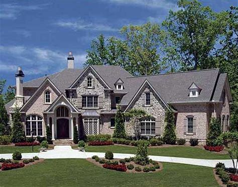 european home design inc plan 15674ge luxury house plan in many versions