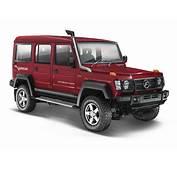 Force Motors Gurkha Soft Top 4X4 Price