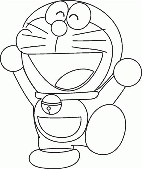 free coloring page doraemon doremon and nobita going to school image line draw