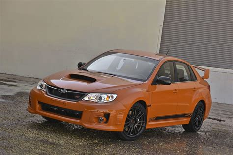 2013 subaru wrx custom 2013 subaru wrx and wrx sti special editions unveiled