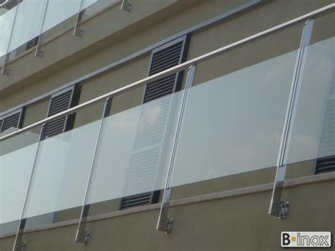 barandillas de balcones barandillas vidrio v barandilla barandilla de cristal