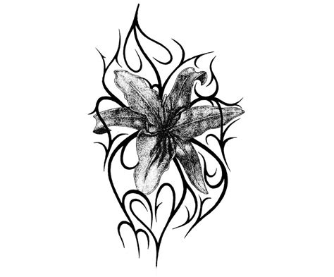 purity tattoo designs flower designs cliparts co