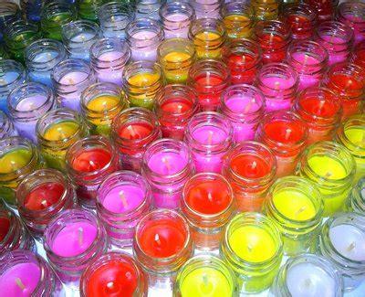 candele in vetro candele in vetro feste bomboniere di coccinella su