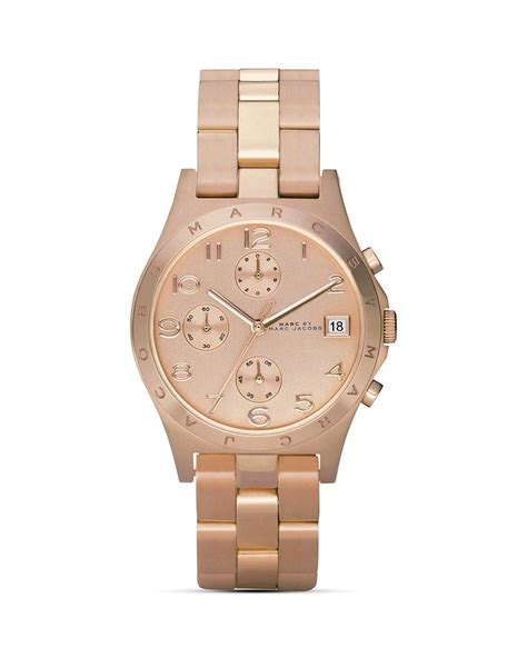 women rose gold marc jacobs images